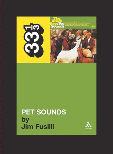 Pet Sounds By Fusilli, Jim